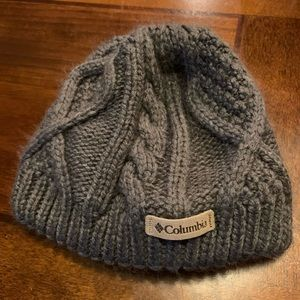 Columbia Youth Small Gray Hat